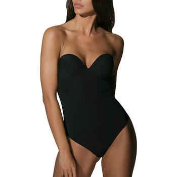 Sous-vêtements Femme Bodys Luna Body Secret Sense Noir