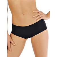 Sous-vêtements Femme Shorties & boxers Lisca Shorty invisible Victoria Noir