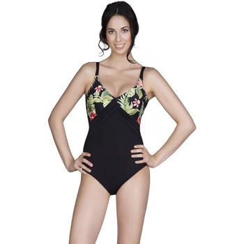 Vêtements Femme Maillots de bain 1 pièce Selmark Maillot de bain 1 pièce Selva  Mare Noir