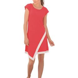 Vêtements Femme Robes courtes Lisca Robe de plage Ischia Rouge