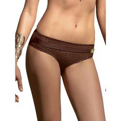 Vêtements Femme Maillots de bain séparables Selmark Bas maillot de bain Sofisticada  Mare Chocolat