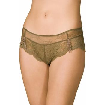 Sous-vêtements Femme Shorties & boxers Selmark Shorty dentelle Violeta Vert