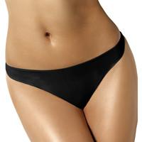 Sous-vêtements Femme Culottes & slips Selmark Slip microfibre Xirena Noir