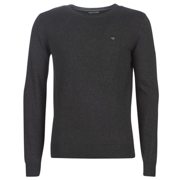 Vêtements Homme Pulls Tom Tailor FLORET Gris Anthracite