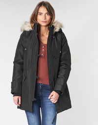 Vêtements Femme Parkas Vero Moda VMEXCURSION EXPEDITION Noir