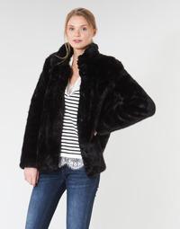 Vêtements Femme Manteaux Vero Moda VMMINK Noir