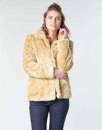 Vêtements Femme Manteaux Vero Moda VMMINK Beige