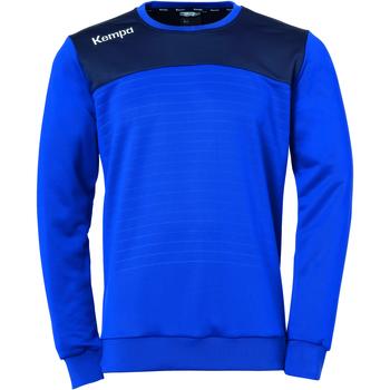 Vêtements Sweats Kempa Sweatshirt  Emotion 2.0 bleu