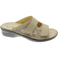 Chaussures Femme Mules Calzaturificio Loren LOM2714be marrone