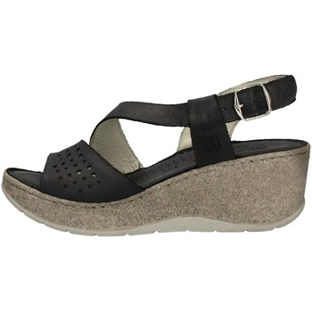 Chaussures Femme Sandales et Nu-pieds Sintonie AS5001 NOIR