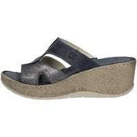 Chaussures Femme Sandales et Nu-pieds Sintonie AS5013 BLEU