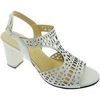 Chaussures Femme Sandales et Nu-pieds Soffice Sogno SOSO8130bi bianco