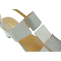 Chaussures Femme Sandales et Nu-pieds Soffice Sogno SOSO9420bi bianco