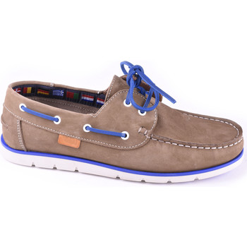 Chaussures Homme Mocassins Keelan 58836 TAUPE