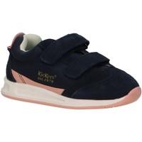 Chaussures Fille Multisport Kickers 686290-10 KICK 18 BB Azul