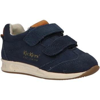 Chaussures enfant Kickers 664580-10 KICK 18 BB