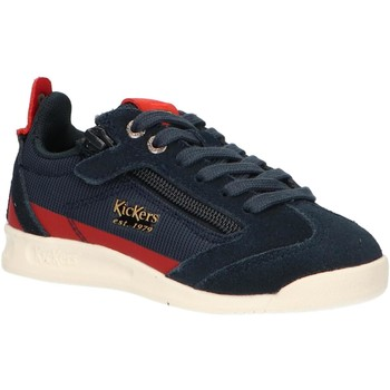 Chaussures Garçon Multisport Kickers 686040-30 KICK 18 CDT Azul
