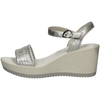 Chaussures Femme Sandales et Nu-pieds Imac 307450 ARGENT