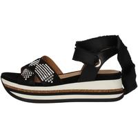 Chaussures Femme Sandales et Nu-pieds Janet Sport 43754 NOIR