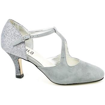 Chaussures Femme Escarpins L'angolo 2084C.28_35 Gris