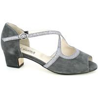 Chaussures Femme Sandales et Nu-pieds L'angolo 333.28_36 Gris