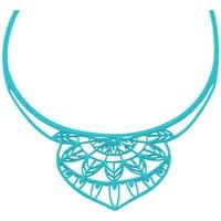 Montres & Bijoux Femme Colliers / Sautoirs Blue Pearls LAD 0014 G Autres