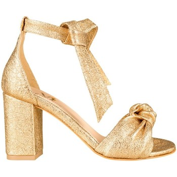 Chaussures Femme Sandales et Nu-pieds Mz Made For Petite LILIANE Or