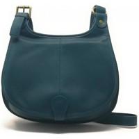 Sacs Femme Sacs Bandoulière Oh My Bag CARTOUCHIERE Vert canard