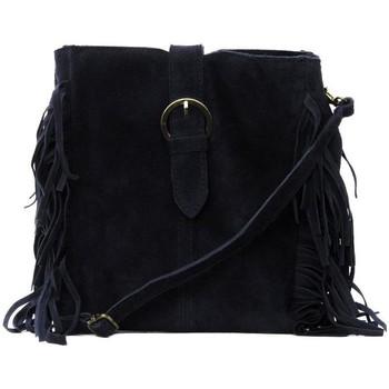 Sacs Femme Sacs porté épaule Oh My Bag CHEYENNE Bleu foncé
