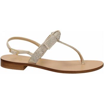 Chaussures Femme Sandales et Nu-pieds Soleae SANDALI BASSI rosa-antico-camoscio