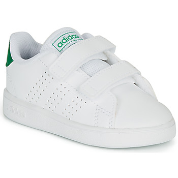 Chaussures Enfant Baskets basses adidas Originals ADVANTAGE I Blanc