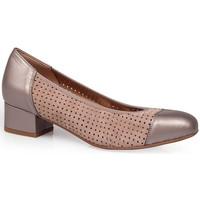 Chaussures Femme Escarpins Calzamedi S CONFORT SEÑORA BEIGE
