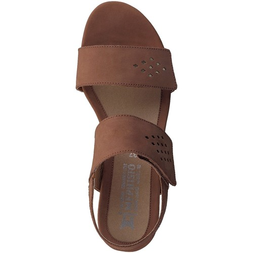 Et Femme Gilie Sandales Nu pieds Sandale Mephisto Tabac If6gYvby7