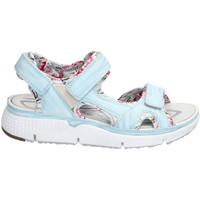 Chaussures Femme Sandales sport Mephisto Sandale ITS ME bleu foncé Bleu