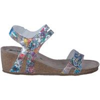 Chaussures Femme Sandales et Nu-pieds Mephisto Sandale cuir MINOA Multicolore