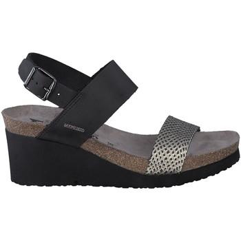 Chaussures Femme Sandales et Nu-pieds Mephisto Sandale TENESSY noires Noir