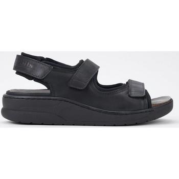 Chaussures Femme Sandales sport Mephisto Sandale cuir VALDEN Noir