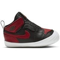 Chaussures Baskets montantes Nike 1 CRIB BOOTIE / NOIR Noir