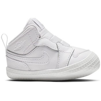 Chaussures Basketball Nike 1 CRIB BOOTIE / BLANC Blanc