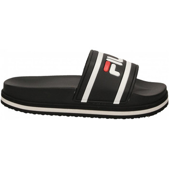 Chaussures Femme Sabots Fila FLATFORM SHOES 11w-black-stripe