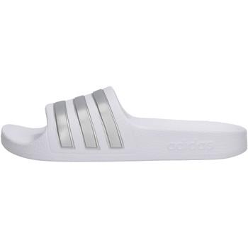 Chaussures Garçon Mules adidas Originals - Adilette bianco F35555 BIANCO