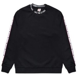 Vêtements Sweats Kappa Sweat crewneck JAPAN BONSI Noir