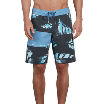 Vêtements Homme Maillots / Shorts de bain Volcom 3 Quarta Stoney 19 Black