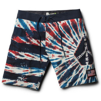 Vêtements Homme Maillots / Shorts de bain Volcom Peace Stone Mod 20 True Blue