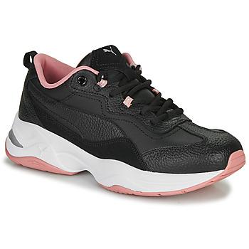Chaussures Femme Baskets basses Puma WNS CILIA LUX N Noir
