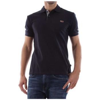 Vêtements Homme Polos manches courtes Napapijri TALY 2 Polo Multicolor