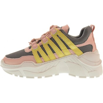 Chaussures Femme Baskets basses Windsor Smith  Grigio / Rosa