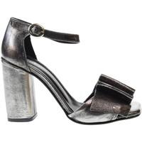 Chaussures Femme Sandales et Nu-pieds Poesie Veneziane  Piombo