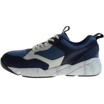Chaussures Homme Baskets basses Cromier  Blu
