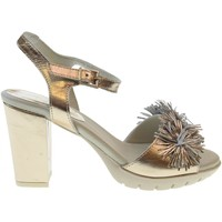 Chaussures Femme Sandales et Nu-pieds CallagHan  Platino